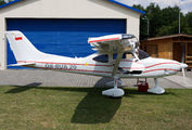 OK-RUA20 - Private TL-Ultralight TL-3000 Sirius aircraft