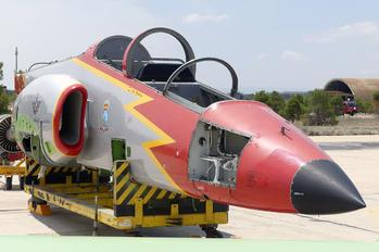 E.25-23 - Spain - Air Force : Patrulla Aguila Casa C-101EB Aviojet