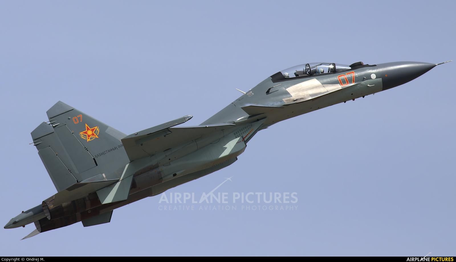 Kazakhstan - Air Force 07 aircraft at Astana