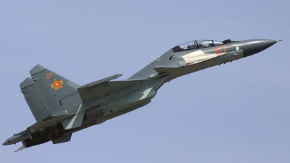 07 - Kazakhstan - Air Force Sukhoi Su-30SM