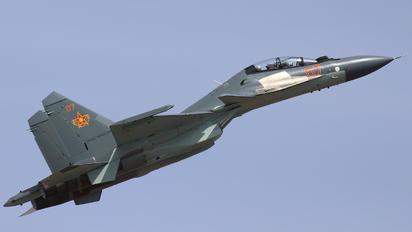 07 - Kazakhstan - Air Force Sukhoi Su-30SM
