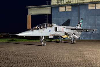 XX835 - Royal Air Force Sepecat Jaguar T.4