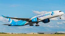 F-HREU - French Bee Airbus A350-900 aircraft