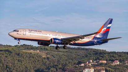 VP-BKE - Aeroflot Boeing 737-800
