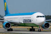 UK67005 - Uzbekistan Airways Boeing 767-300ER aircraft