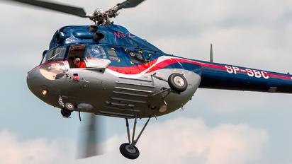 SP-SBC - PZL Świdnik Mil Mi-2