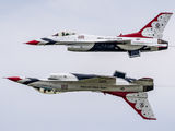 91-0392 - USA - Air Force : Thunderbirds Lockheed Martin F-16C Fighting Falcon aircraft