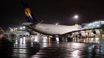 D-AIGS - Lufthansa Airbus A340-300 aircraft