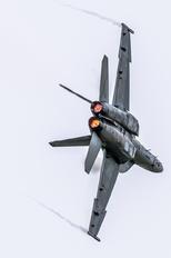 166621 - USA - Navy Boeing F/A-18E Super Hornet