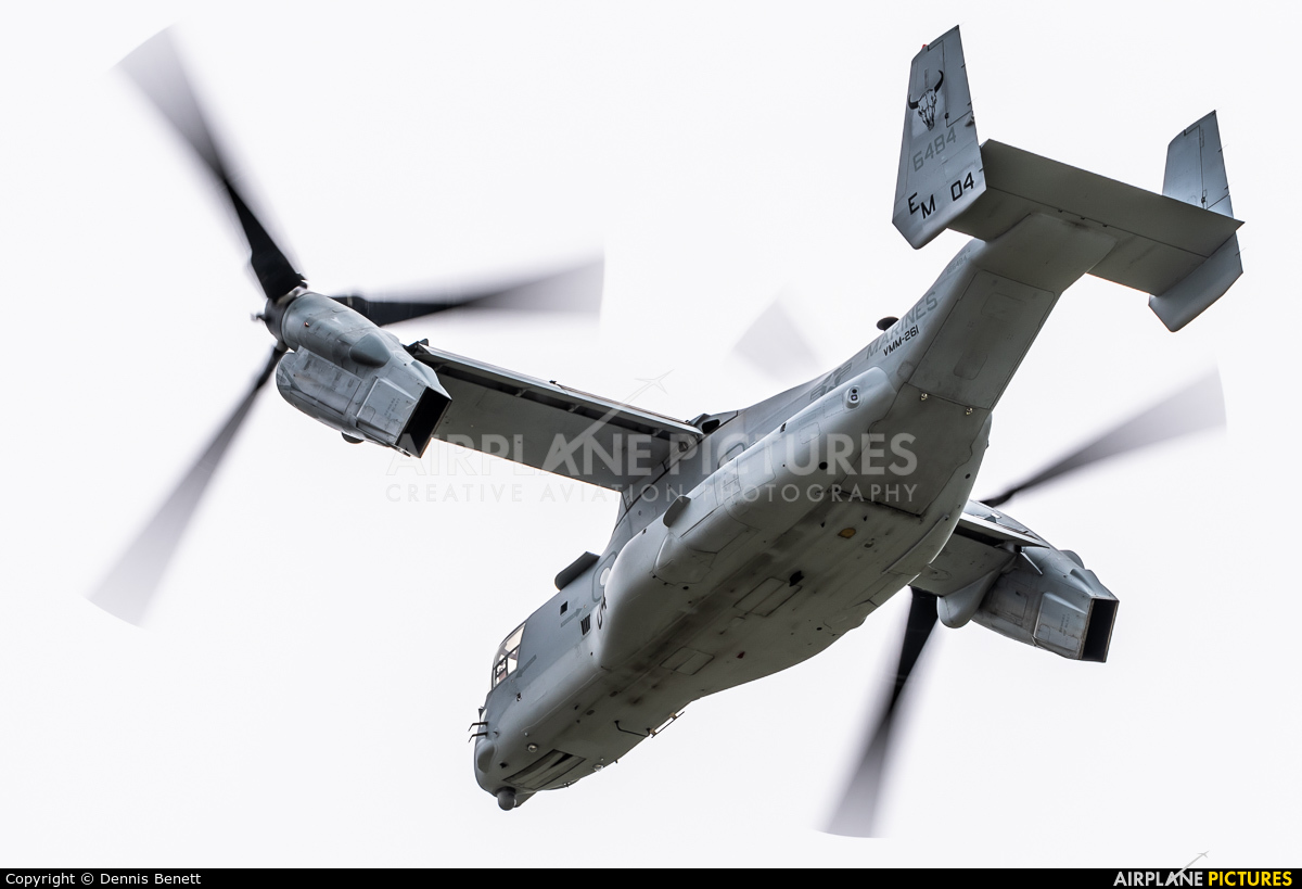 USA - Marine Corps 166484 aircraft at Niagara Falls Intl