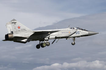 RF-90906 - Russia - Air Force Mikoyan-Gurevich MiG-31 (all models)