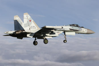 RF-95147 - Russia - Air Force Sukhoi Su-35S