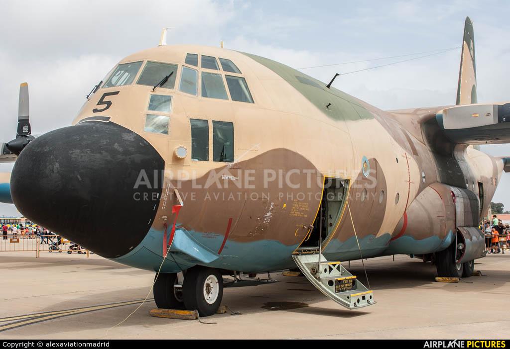 Spain - Air Force TK.10-05 aircraft at Murcia - San Javier
