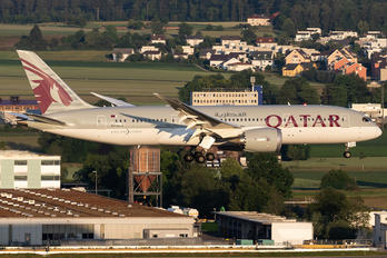 A7-BCZ - Qatar Airways Boeing 787-8 Dreamliner