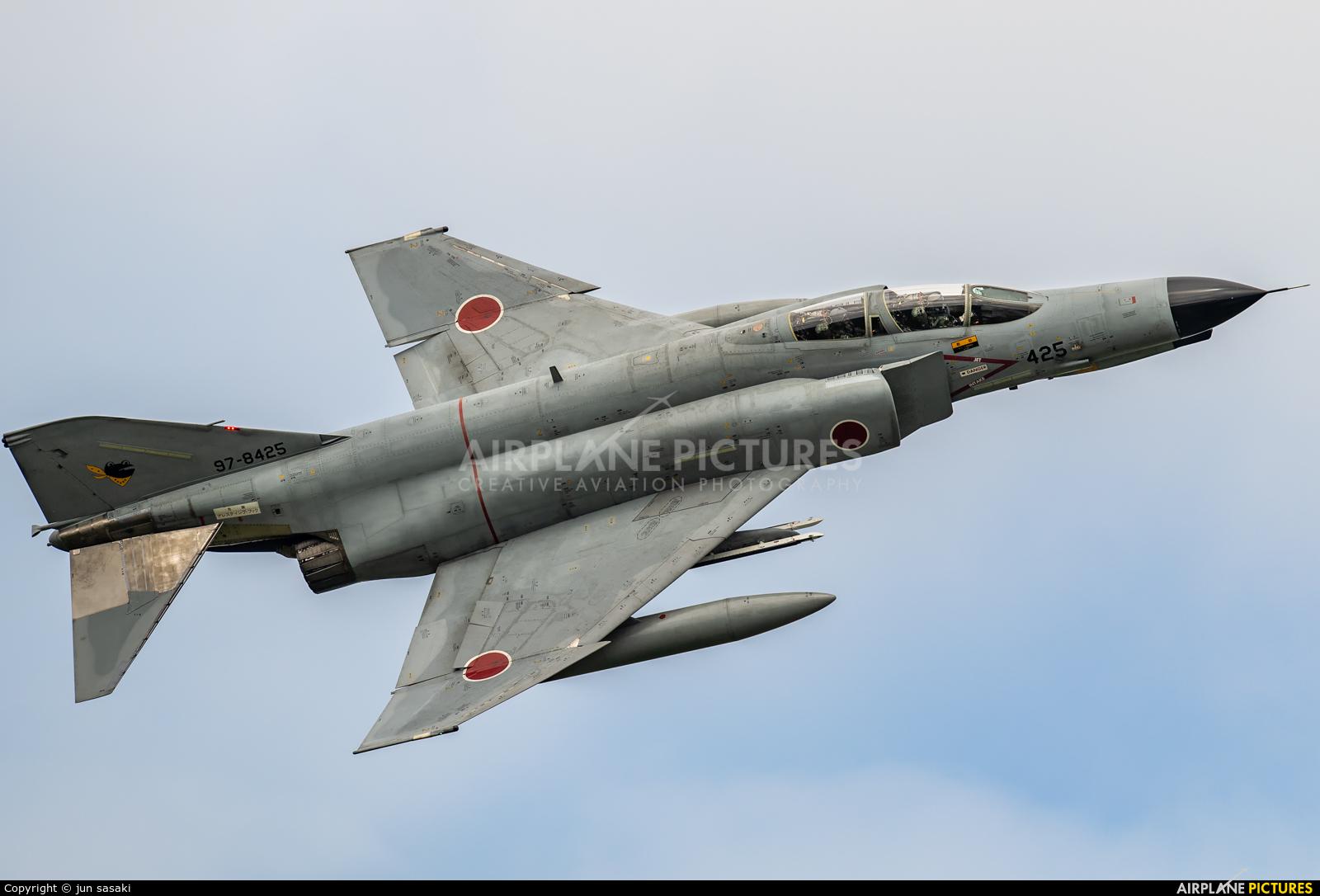 Japan - Air Self Defence Force 97-8425 aircraft at Ibaraki - Hyakuri AB