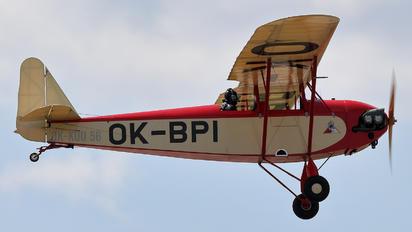 OK-KUU 56 - Private Homebuilt Racek PB6(Replica)