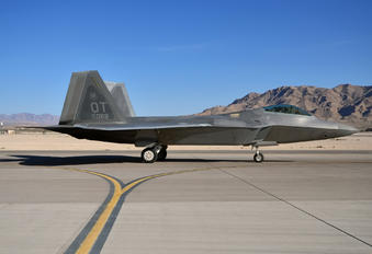 04-4068 - USA - Air Force Lockheed Martin F-22A Raptor