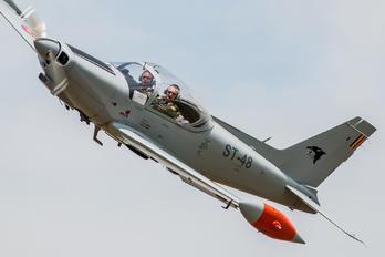 ST-48 - Belgium - Air Force SIAI-Marchetti SF-260