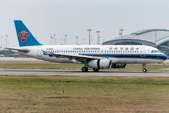B-6908 - China Southern Airlines Airbus A320