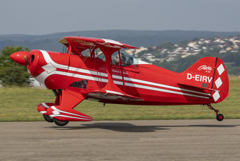 D-EIRV - Private Pitts S-2S Special