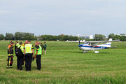 Emergency landing of Cessna 172 in Netherlands title=