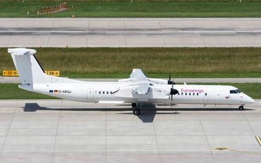 D-ABQJ - Eurowings de Havilland Canada DHC-8-400Q / Bombardier Q400