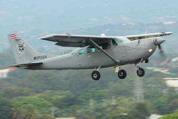 MSP004 - Costa Rica - Government Cessna 206 Stationair (all models)