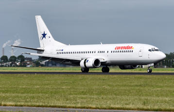 YR-SEB - Star East Airlines Boeing 737-400