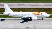 G-EZEN - easyJet Airbus A319 aircraft