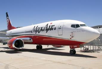 5N-BBM - Max Air Boeing 737-300