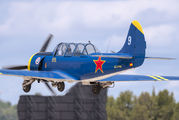 EC-HYN - Private Yakovlev Yak-52 aircraft