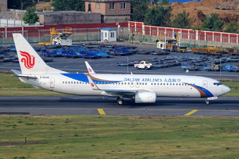 B-6105 - Dalian Airlines Boeing 737-800