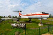 DDR-SCB - Interflug Tupolev Tu-134 aircraft