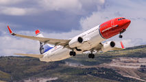 EI-FVX - Norwegian Air International Boeing 737-800 aircraft