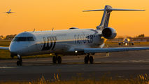 ES-ACJ - LOT - Polish Airlines Bombardier CRJ 900ER aircraft