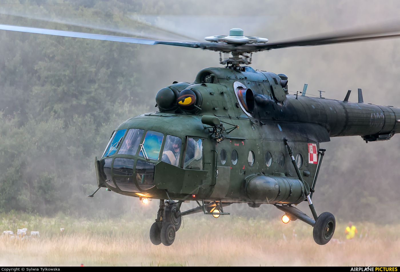 Poland - Army 6102 aircraft at Katowice Muchowiec