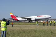 EC-LUX - Iberia Airbus A330-300 aircraft