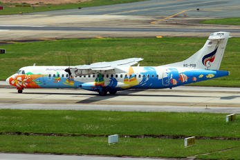 HS-PGB - Bangkok Airways ATR 72 (all models)