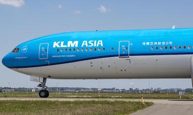 PH-BVB - KLM Asia Boeing 777-300ER