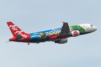 PK-AXD - AirAsia (Indonesia) Airbus A320