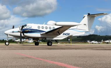 N45N - Private Beechcraft 200 King Air