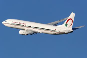 CN-ROK - Royal Air Maroc Boeing 737-800