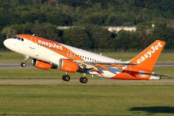 OE-LKO - easyJet Europe Airbus A319