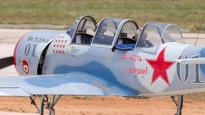 EC-IAI - Private Yakovlev Yak-52