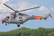 0209 - Poland - Navy PZL W-3WA FSAR Sokół aircraft