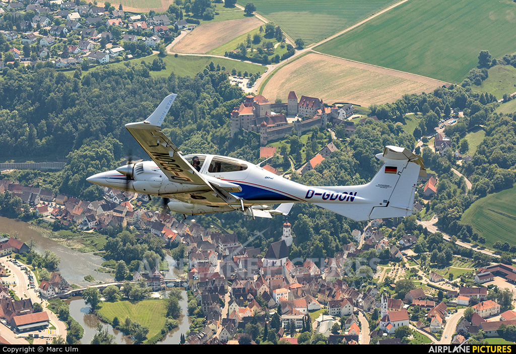 Private D-GDON aircraft at In Flight - Germany