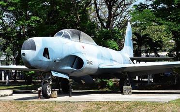 TF11-81356142 - Thailand - Air Force Lockheed T-33A Shooting Star