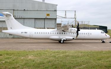 OY-YBU - Nordic Aviation Capital ATR 72 (all models)