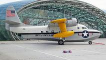 N7025N - Private Grumman HU-16C Albatross aircraft