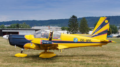 OK-WNL - Blue Sky Service Zlín Aircraft Z-142
